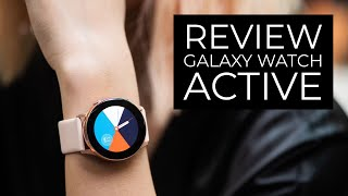 Đánh giá Galaxy Watch Active