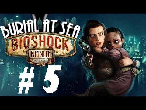 Bioshock Infinite: Burial at Sea (DLC) [Ep2] Part 5 - BACK FOR COLUMBIA DRUGS |
