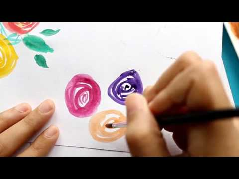 Watercolor Painting Tips And Tricks