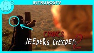 Errores de peliculas Jeepers Creepers 2 (el demonio 2) critica review thumbnail