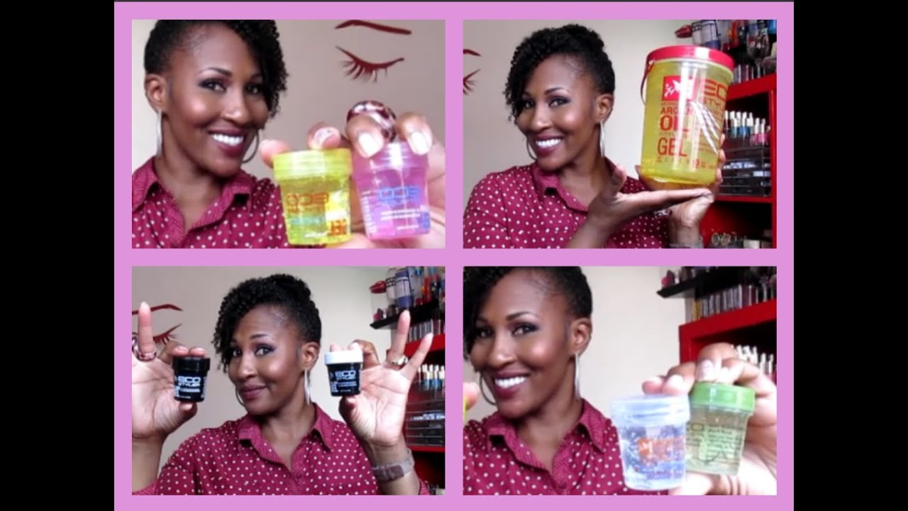 Find Out Which Eco Styler Gel Is Best For Your Hair Youtube