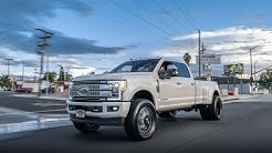 "F350 Dually ON 22"" Fuel Wheels WITH 37"" TOYO R/T!!"