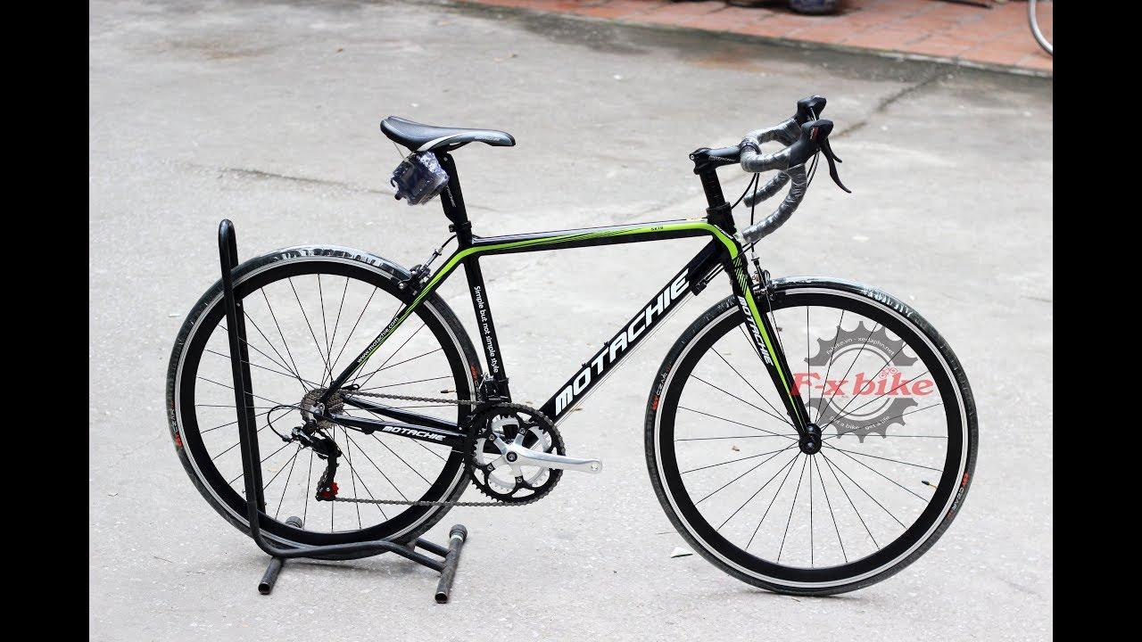 Xe Đạp Đua Motachie FZZ R7.5 A070 – F-x Bike Shop – 223 & 225 Hoàng Hoa Thám – Ba Đình – Hà Nội