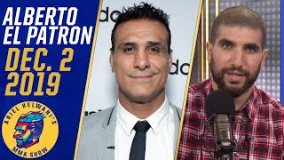 Alberto El Patron can't wait to put his fist into Tito Ortiz's face | Ariel Helwani's MMA Show