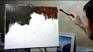 Уроки живописи.Натюрморт Урок №3 Александр Иванников.