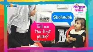 Cute Fatima Interview By Maryam Masud - Muslim Kids Video