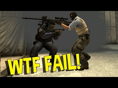 CS:GO FUNNY MOMENTS