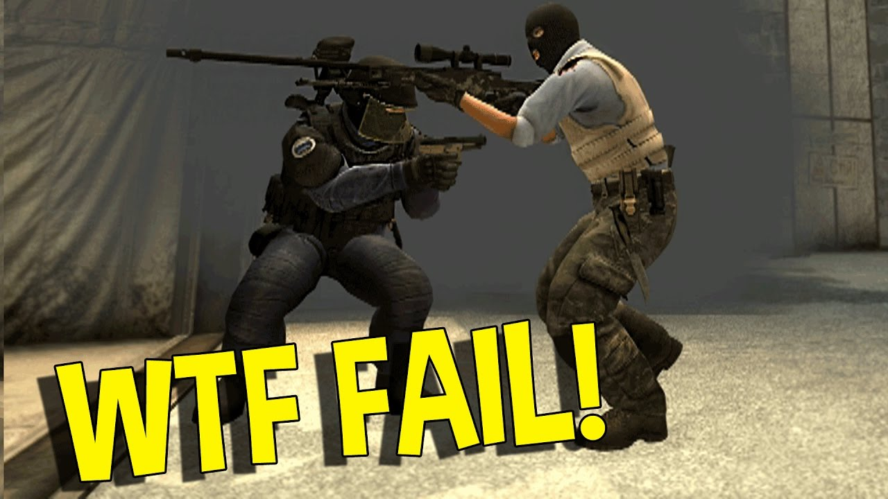 CS:GO FUNNY MOMENTS   BIGGEST SNIPER FAIL EVER, ANNOYING GIRLFRIEND & MORE