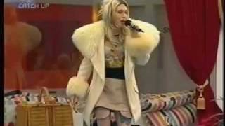 Pete Burns - You Spin Me Round live for CBB4