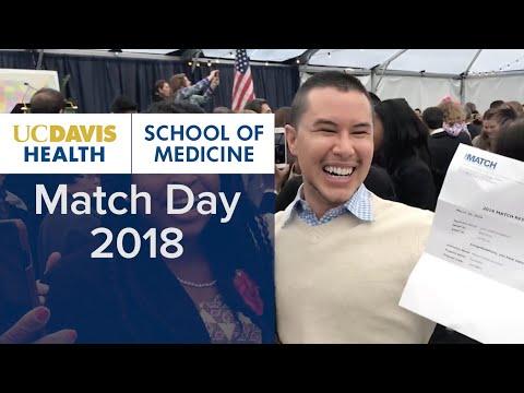 Match Day 2018 -- UC Davis School of Medicine