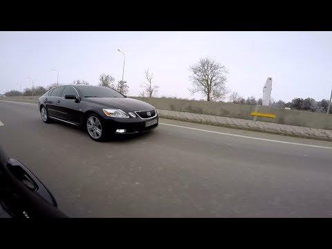 Камри 3.5 Vs Lexus GS (300) !!!