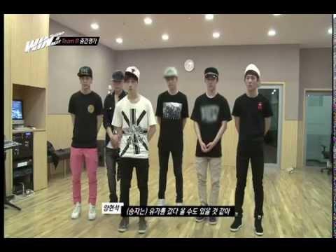 [ WIN : WHO IS NEXT ] episode 2_ team A 와 team B 본격적인 대결의 시작!