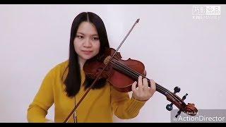 Sam Smith Normani Dancing With A Stranger Violin Cover.mp3