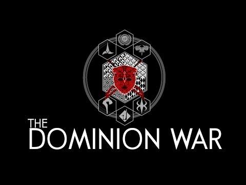 Star Trek - Katric Ark (Lore) - The Dominion War Pt. 1