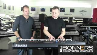 Yamaha Montage Sound Guide - Pianos EPs Clavs Organs Demo