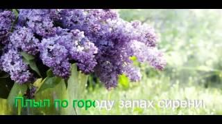Одинокая ветка сирени/Караоке