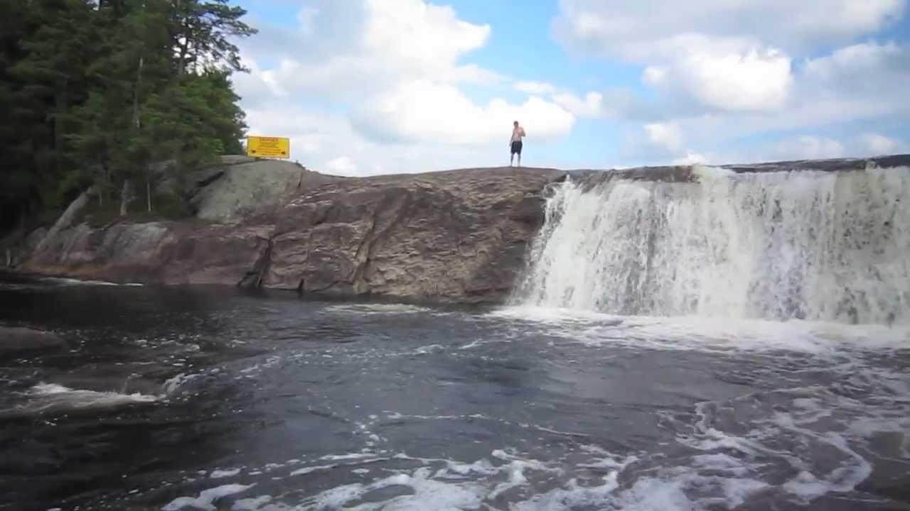 Cliff jumping in Upstate NY: 16 thrilling places to leap