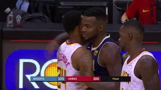 Denver Nuggets vs Atlanta Hawks: October 27, 2017