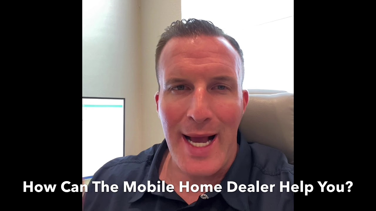How A Mobile Home Dealer Helps Sell In Sarasota