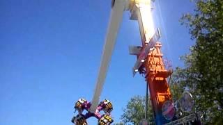 2012 *Brand New* New World Off Ride XXL attraction  on Sinksenfoor Antwerpen