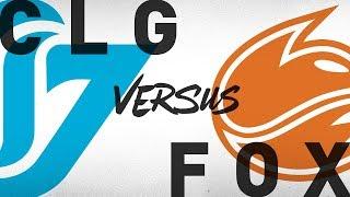 Video CLG vs. FOX - Week 7 Day 1 | NA LCS Summer Split | Counter Logic Gaming vs. Echo Fox (2018) download MP3, 3GP, MP4, WEBM, AVI, FLV Agustus 2018