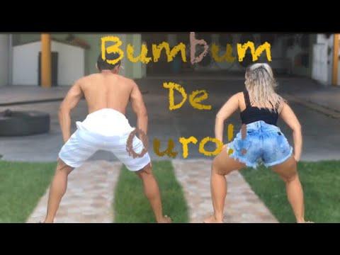 Gloria Groove - Bumbum de Ouro (Coreografia) #Jazon Morais #Yasmin Oliveira