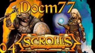 Scrolls w Docm77 Holly Grounds Trial NEW Scrolls 4