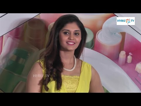 Gentleman Movie Fame Surabhi at Forum Sujana Mall Hyderabad - hybiz