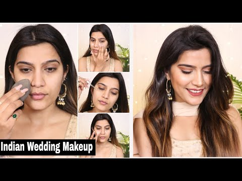 Simple Indian Wedding Guest Makeup | Easy Step By Step | Super Style Tips