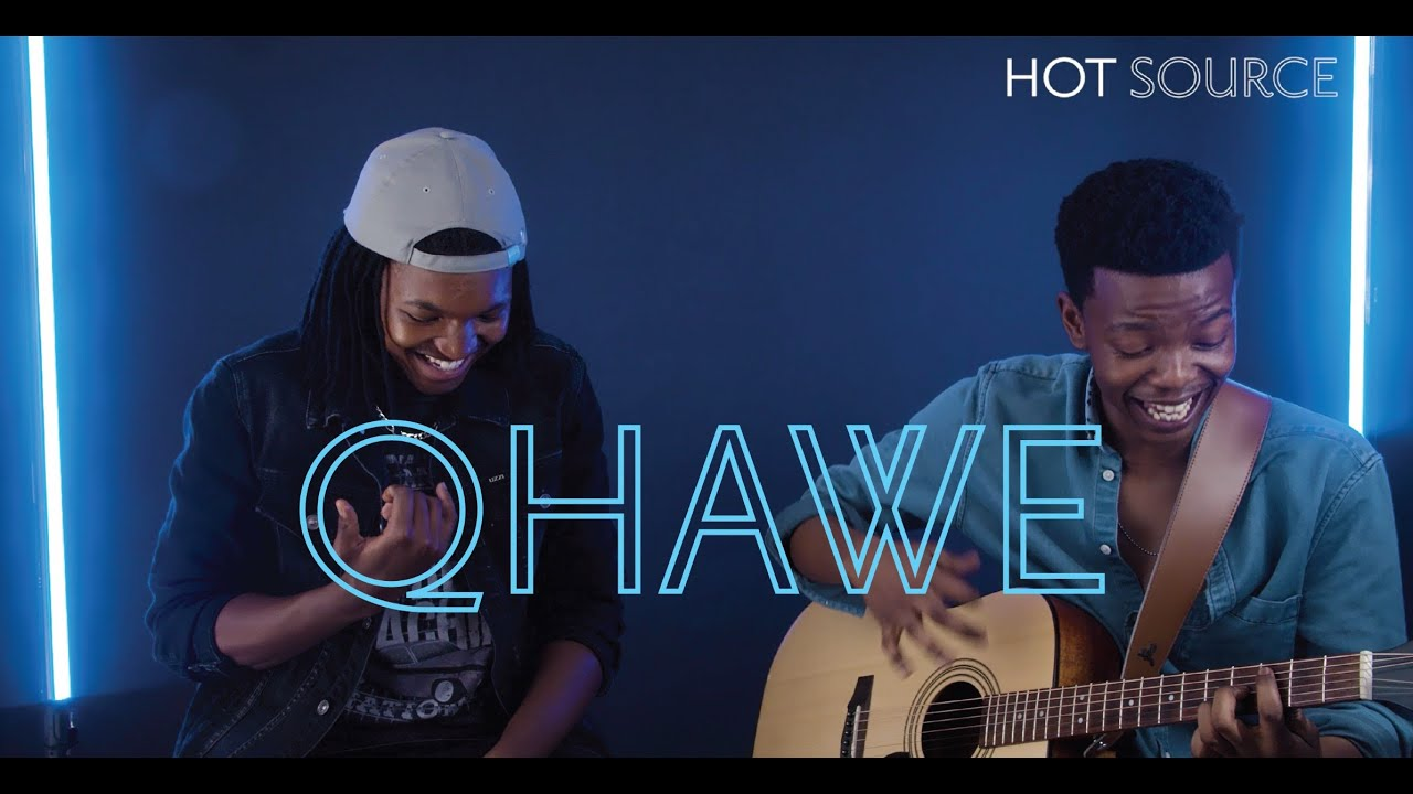 Download Qhawe Tries To Sing After Eating Very Hot Wings (ft. Dave Monday) | Hot Source | Kace