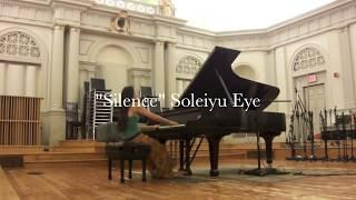 """""""Silence"""" :Soleiyu Eye"""