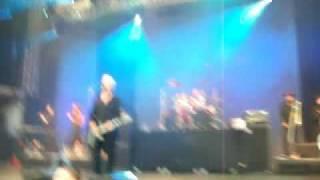 FURT Live in Esslingen 2009 Wie ich den Marilyn Manson Ähnlichkeits Wettbewerb verlor