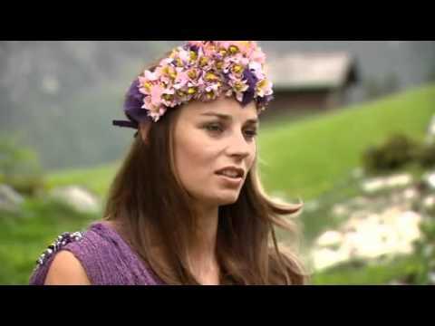Milka Ski Stars Alpine Beauties Project Interview with Tina Maze