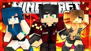 Minecraft - RUN OR DIE! THE MOST EPIC DEATH RUN! - Death Run Minecraft Mini Game