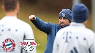 Kingsley Coman kehrt zurück | FC Bayern Pressetalk mit Hansi Flick vor dem Topspiel gegen RB Leipzig