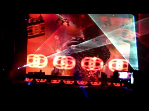 TOOL Lateralus @ Camden 1/29/2012