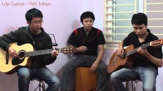 Juliette - Dương Trung ft Bảo Khánh (lớp guitar Việt johan)