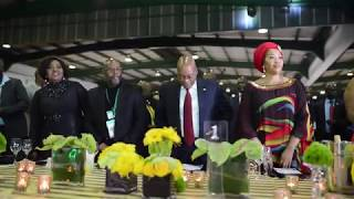 """ZUMA says, """"I never wanted to be President"""""""