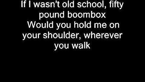 Gym Class Hereos Ft Maroon 5 - My Hearts A Stereo   lyrics