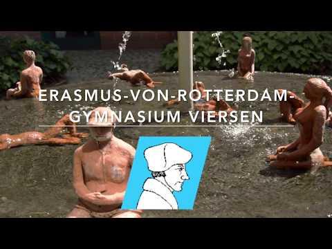 Imagefilm Erasmus-von-Rotterdam-Gymnasium Viersen