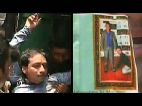 Salman's Fan Attempts Suicide Outside Bombay HC