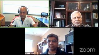 """CIF Webinar on """"After COVID 19 Back to """"Good Old Days"""" or to a New Normal"""""""