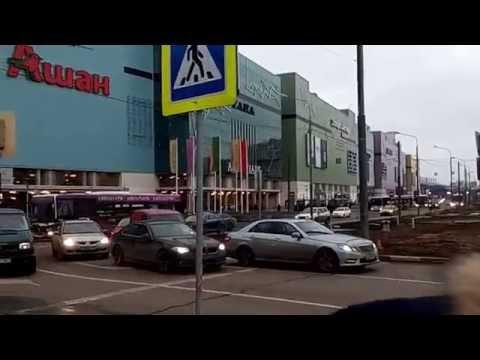 Самый большой Торговый центр.