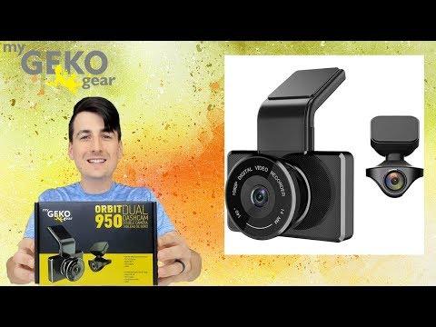 Dash Camera Installation // MyGEKOgear Orbit 950 WiFi Dash Camera Review