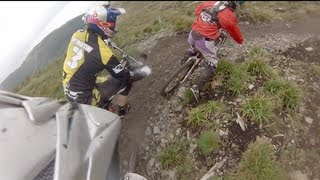 Red Bull Foxhunt 2013 POV Gee Atherton Rostrevor Mountain Biking GoPro HD MTB