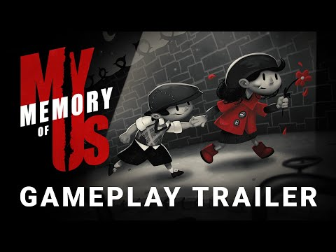 Patrick Stewart's dulcet voice narrates this artful black-and-white side scroller that we suddenly can't wait to play