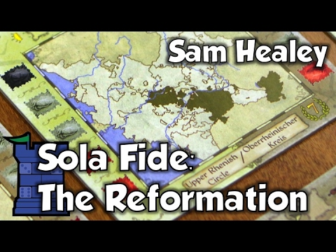 Sola Fide: The Reformation   with Sam Healey