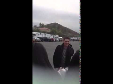SEAN BERDY AT LA MESA JUNIOR HIGH SCHOOL