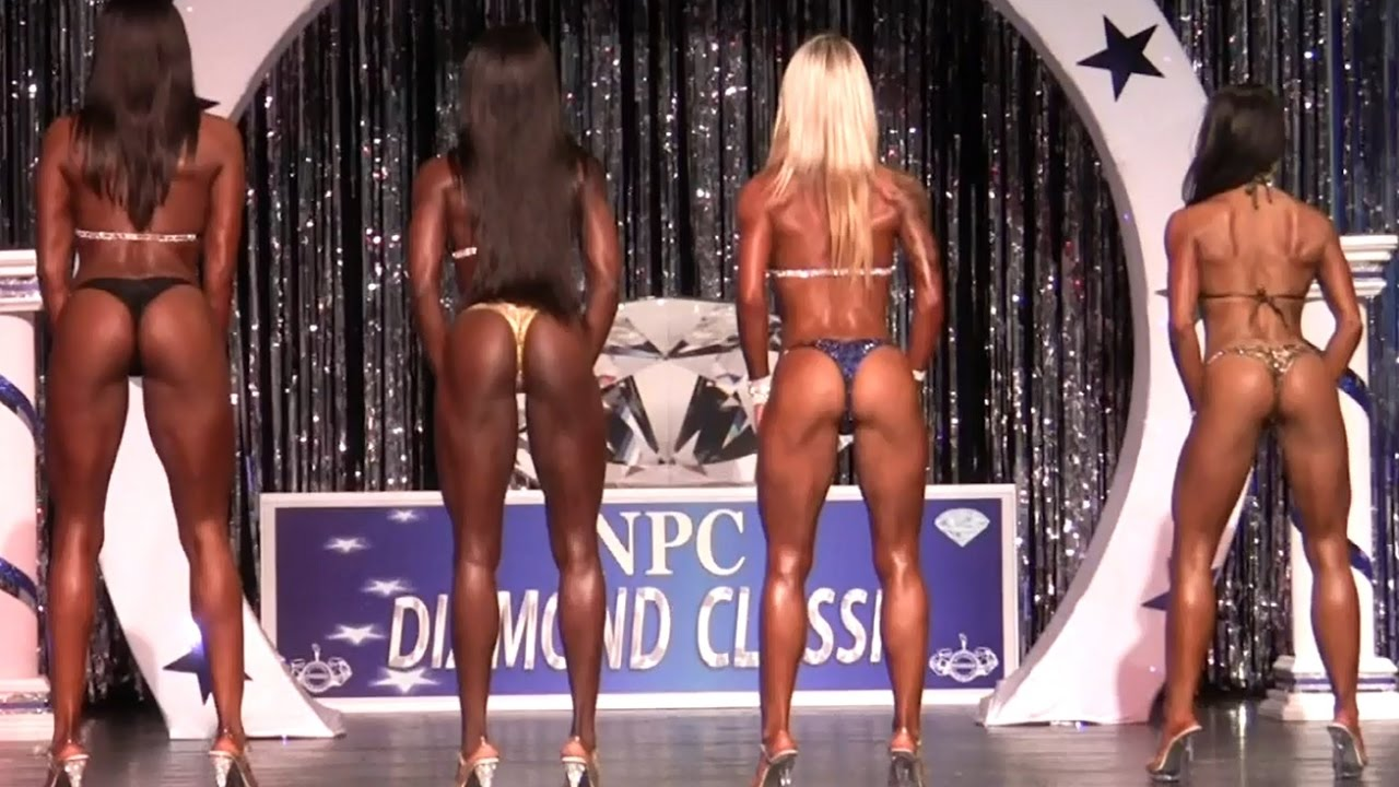 Bikini Overall 2017 NPC Diamond Classic