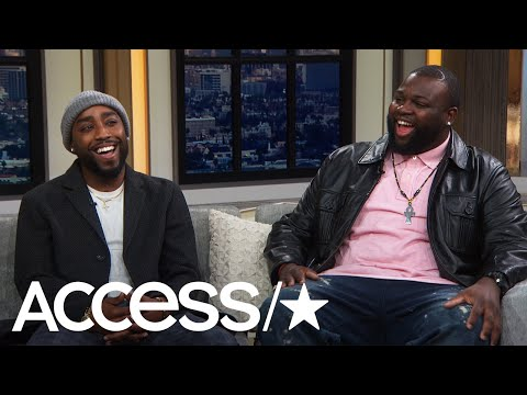 'Unsolved': Marcc Rose & Wavyy Jonez Transform Into Icons Tupac & Biggie Smalls | Access